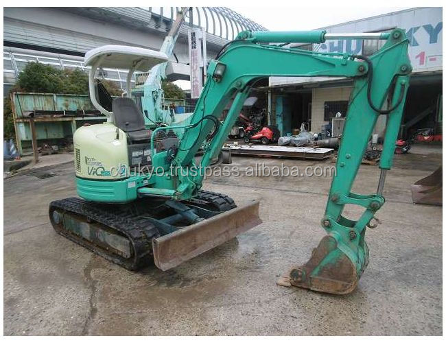 < SOLD OUT>USED MINI EXCAVATOR YANMAR Vio30-1 CRAWLER TYPE FROM JAPAN