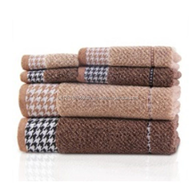 High quality fashion design Royal Cotton Field Face towel, extra soft 34*34 CM