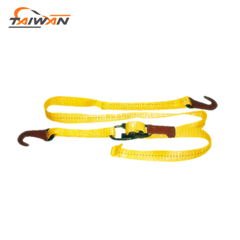 OEM durable trailer belt ratchet cargo lashing