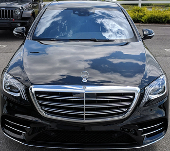 2018 Mercedes-Benz S450 4MATIC