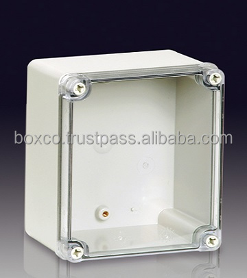 IP66/67 PLASTIC ENCLOSRE FOR ELECTRONIC
