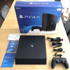 CLEAN Fan Authentic Play Station 4 Slim Ps4 pro 1TB 500GB + 10 GAMES + 2 Controllers/ Display LATEST