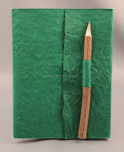 Handmade Paper Cover Journal Eco Friendly Notebook Diary