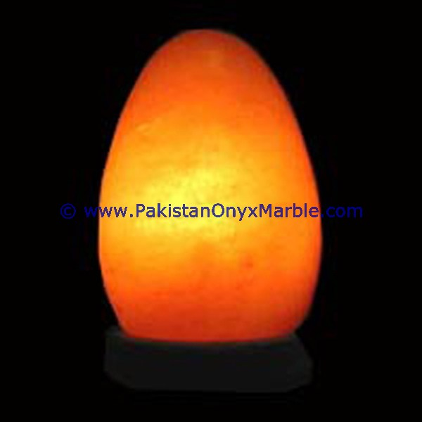 CREATIVE DESIGN DECORATION LAMPS HIMALAYAN IONIC SALT CRYSTAL EGG LAMP
