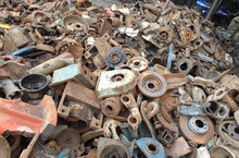 Factory Price Heavy Metal HMS 1 / HMS 2 Ferrous steel scrap