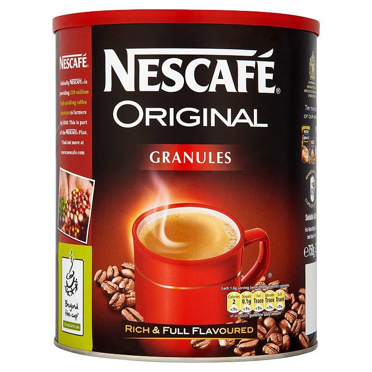 Instant Coffee Nescafe Granules