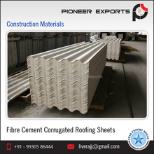 Hot Sale!!! Fiber Cement Corrugated Roofing Sheet Supplier in india
