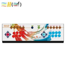 1 MOQ factory direct Pandora's Box 6 Family game 2 players joystick arcade game console 1300 in 1