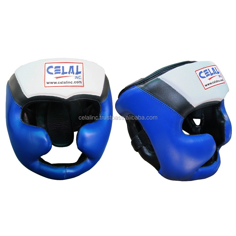 2018 Hot Sale Leather Boxing Head Guard