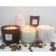 3 Wick Luxury Triple Scented Candle