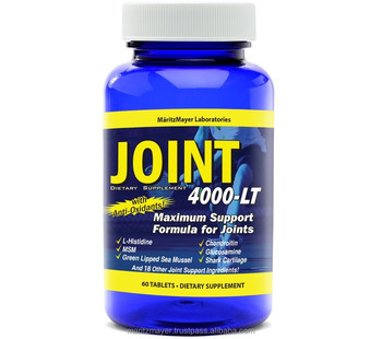 Made in USA Joint Support Formula Glucosamine Chondroitin MSM Private Label