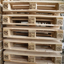 Pine Used New Epal/Euro Wood Pallets From Ukraine