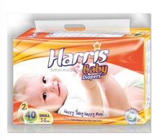 AkunaHarris High quality, Soft and Dry, Premium Baby diaper, Nappies, Couche bebe