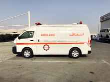TOYOTA HIGH ROOF HIACE BUY AMBULANCE
