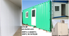Container insulation / 40' Container converted office/ Container conversions + 971 56 54781016 Abu Dhabi/Ajman/ Umm al quwain
