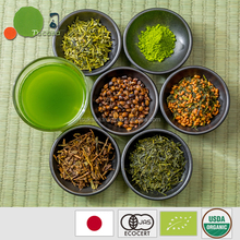Japanese company that high quality and healthy organic teabags manufacturer