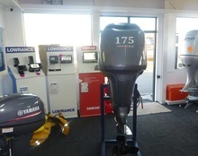 FREE SHIPPING FOR USED YAMAHA 175 HP 4 STROKE OUTBOARD MOTOR ENGINE