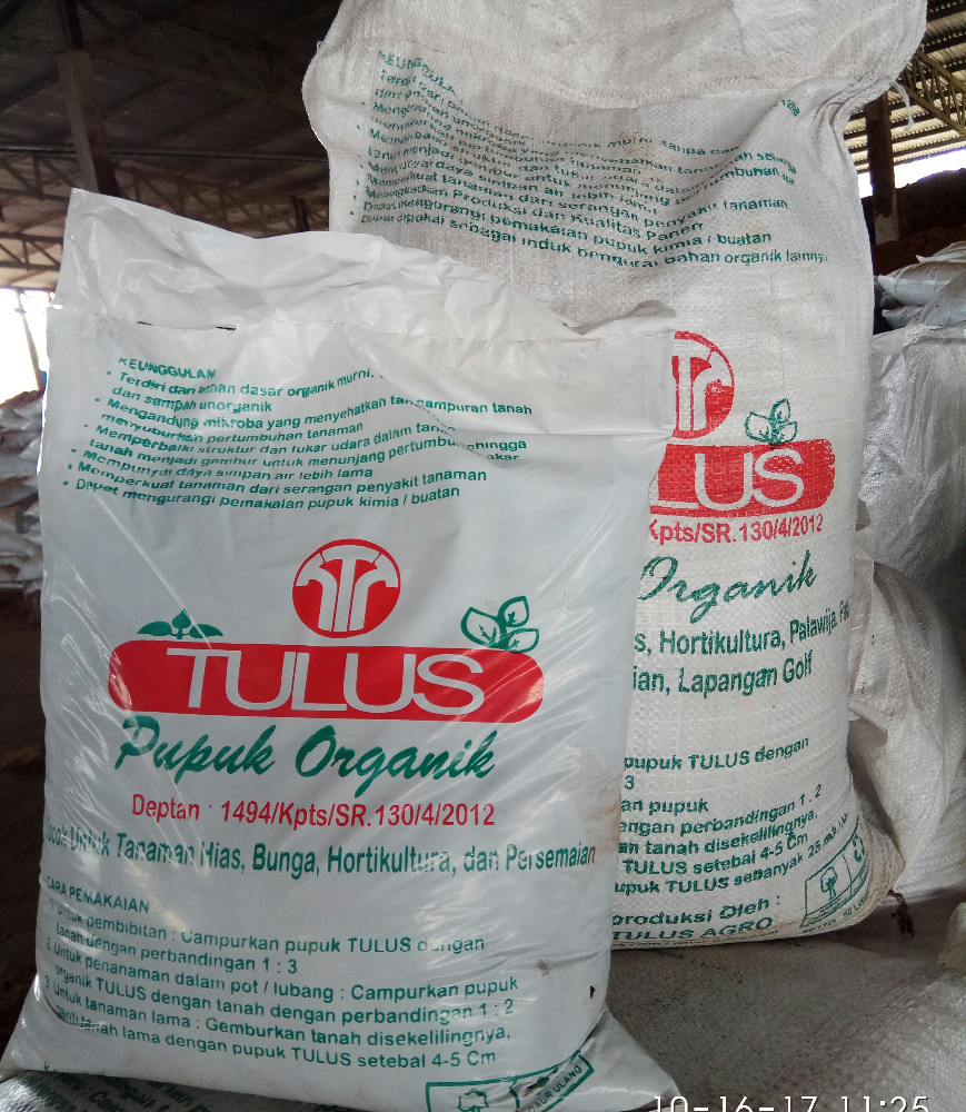 Best Quality Organic Fertilizer For Farming, Plantation