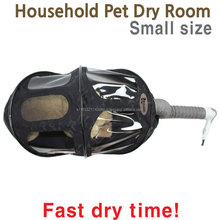 dog dryer machine DR-FS01-2 kennel type This dry room able with brush while drying puppy This product use with dog grooming tubs