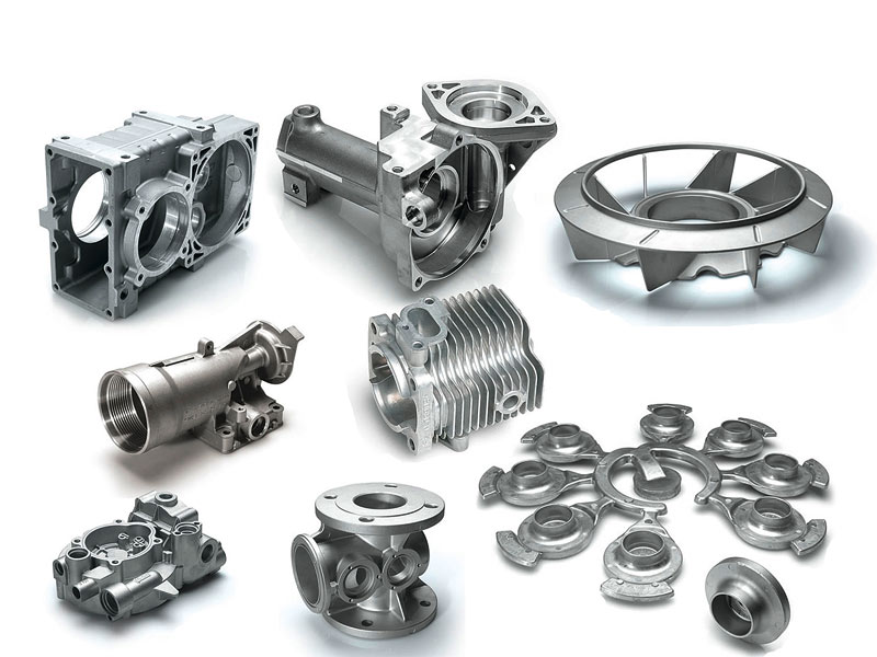 stainless steel pressure die casting, cast iron products, large steel casting