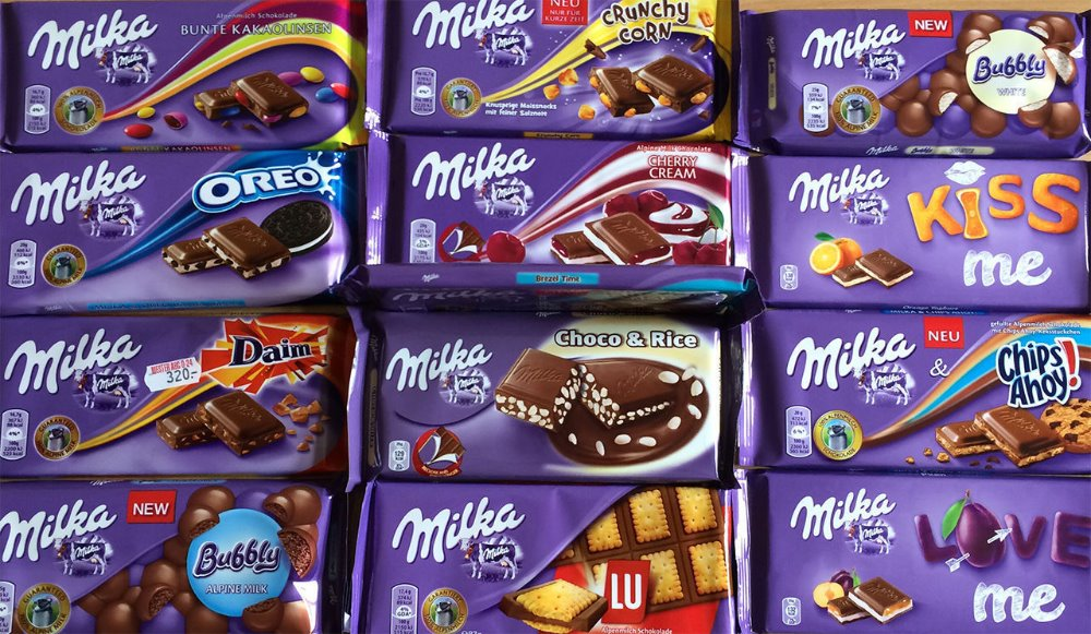 2017 New Star Cup Chocolate Candy Type Milka Chocolate Coated ...