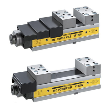 Kitgawa Lowest Profile Steel Vises VE-N series