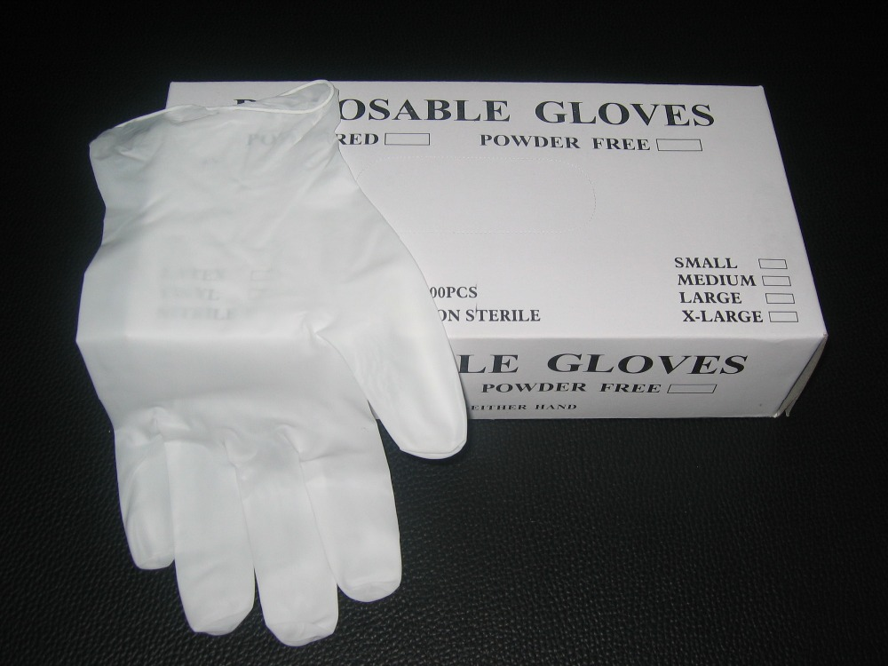 Medical Disposable Vinyl Gloves