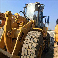 Used Cat Wheel Loader 966G For Heavy Duty/Used Construction equipment cat 966G