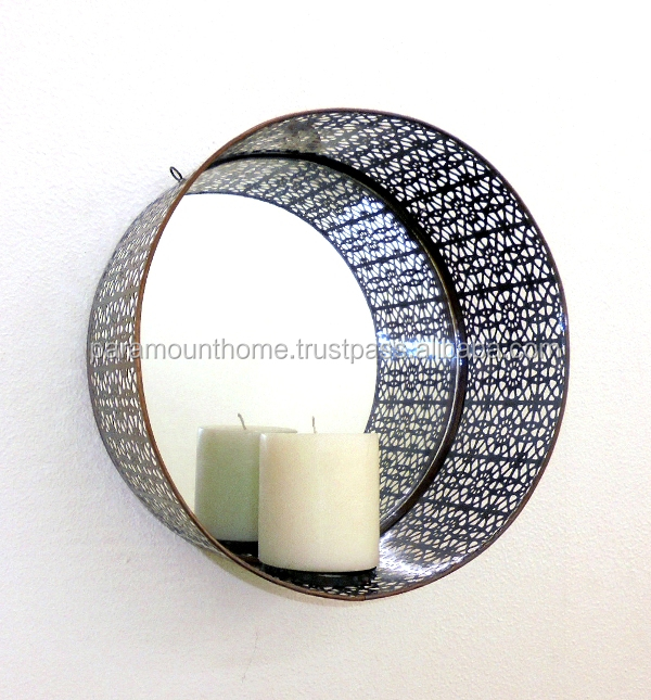 JUMBO T.LIGHT MIRROR FRAME