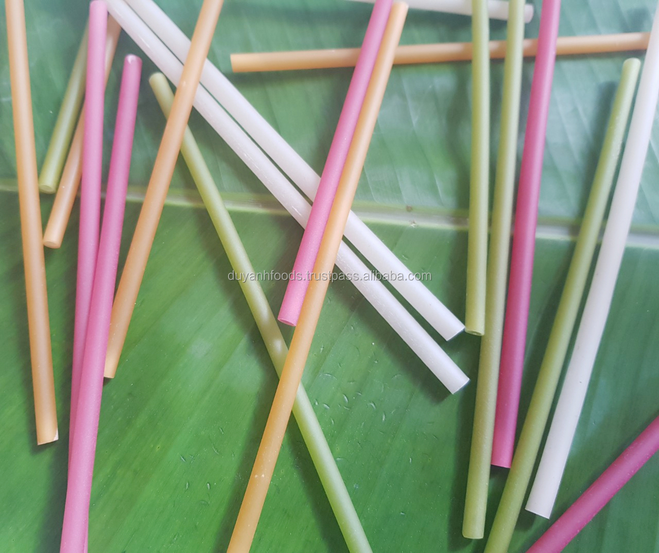 RICE STRAW - ECO FRIENDLY ENVIRONMENT STRAW MADE FROM 100% RICE IN VIET NAM
