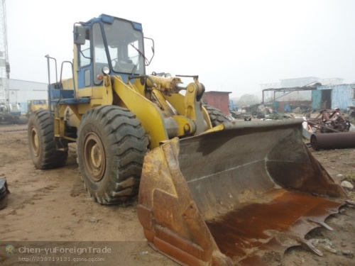 Used wheel loader komatsu Wa420 for sale