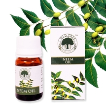 Neem Oil For Skin Care and Hair Care