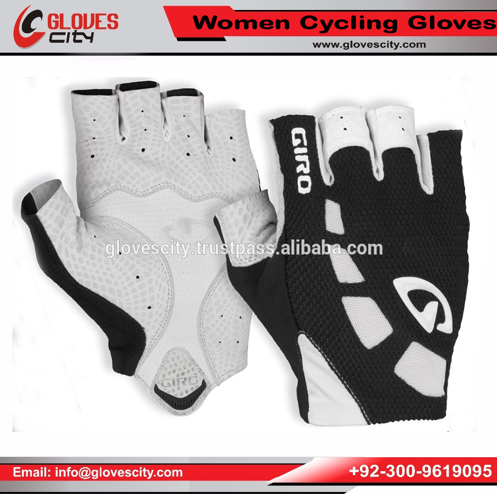 Wholesale Price Half Finger Custom Cycling Gloves / Competitive Price Half Finger Cycle Gloves