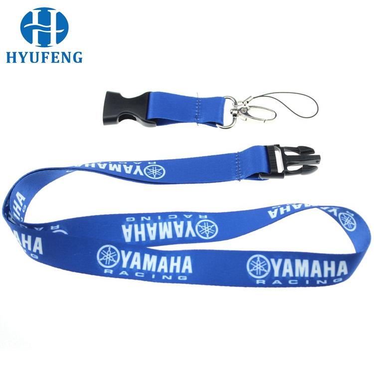 Personalized Custom Printed Cell Mobile Phone Lanyards No Minimum Order