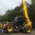 high quality 3.5ton telescopic handler for sale forklift XC6-3507