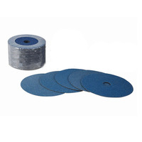 Granite Diamond Polishing Tools Abrasive Fiber Disc