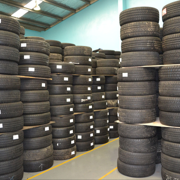 Used tyres for export to Africa/South America