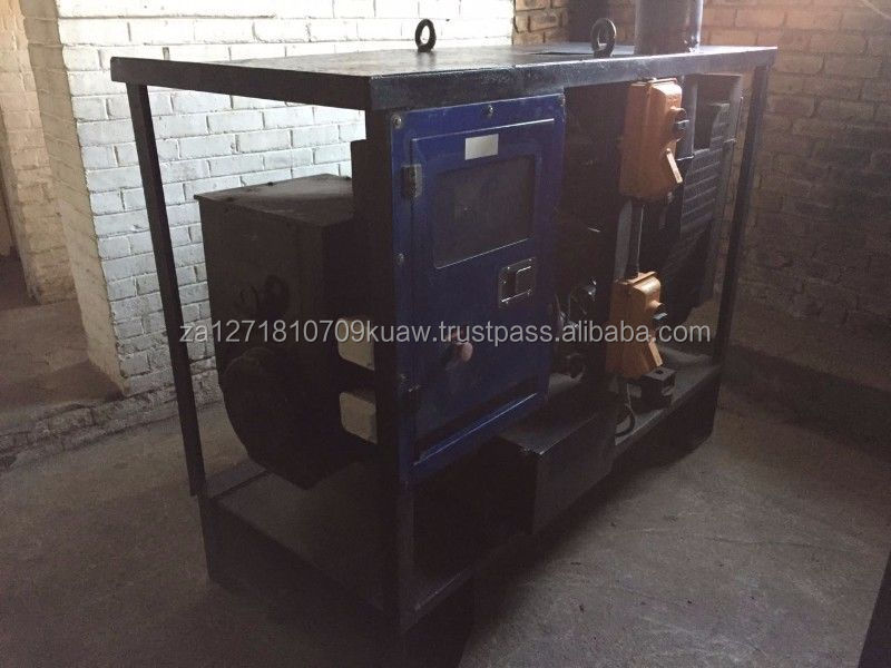 Diesel generator 40kva,3 phase 80A for sale/ John Deere 2400 Tractor 4x4