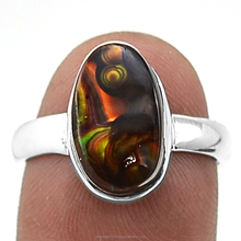Mexican Fire Agate Silver 925 Sterling Wholesale Jewelry