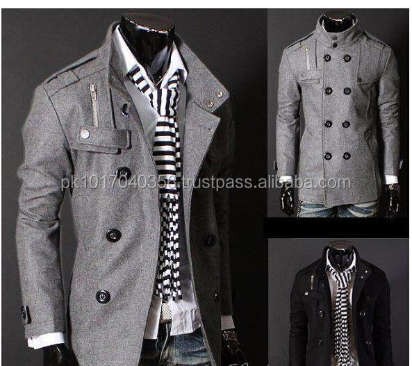 Wool Coat Mens In Competitive Price