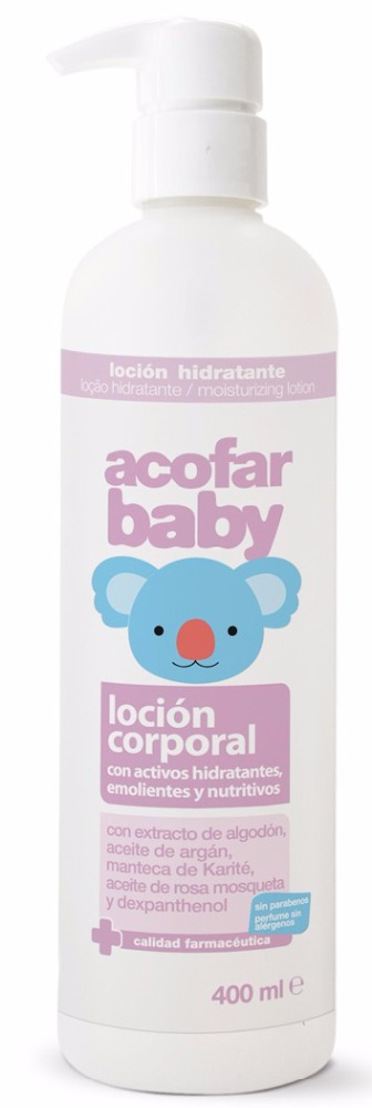 Baby Body Milk 200 ml