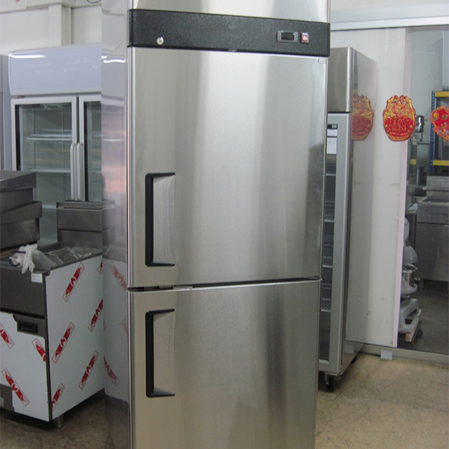 2018 New commercial refrigeration Frisco Upright Chiller/Freezer