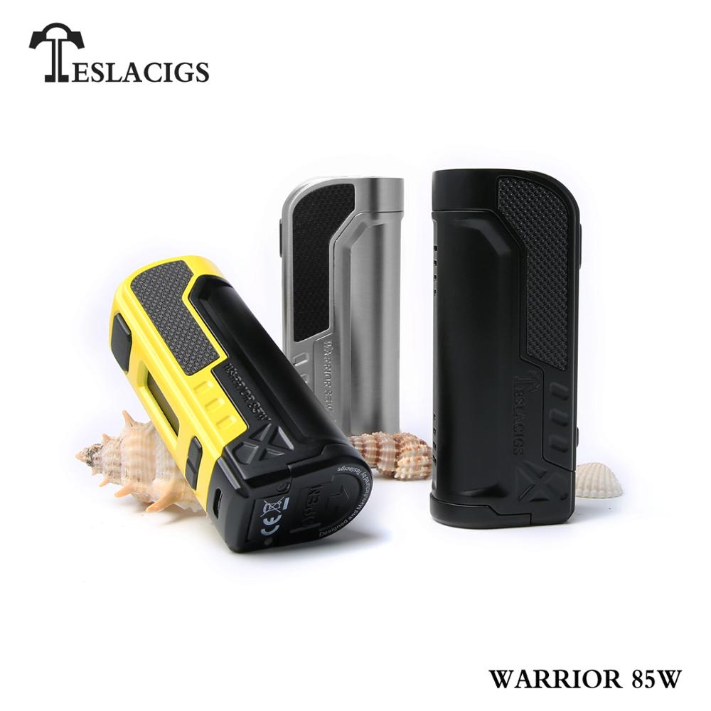 new vape mod product the newest teslacigs wholesale tesla Warrior 85W