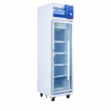 Commercial Cooler 1 Door Beverage Refrigerator Chill 0-7 C