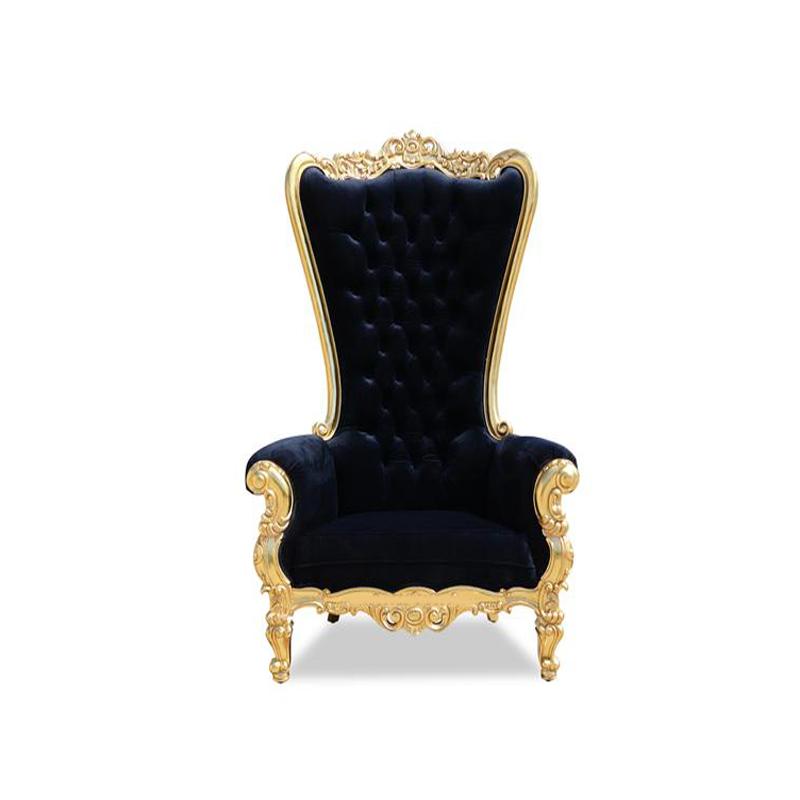 Charmant Kids Throne Chair