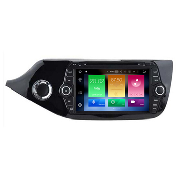 HIFIMAX Android 8.0 Car Radio DVD GPS Player For KIA Ceed (2013-2014) Multimedia Navigation System With Mirror link Buluetooth