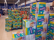 Premium Quality Cheap Price Thailand Baby Diapers