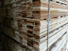 AIR DRIED PALLET IN VIETNAM/SAWN TIMBER FOR MAKING PALLET