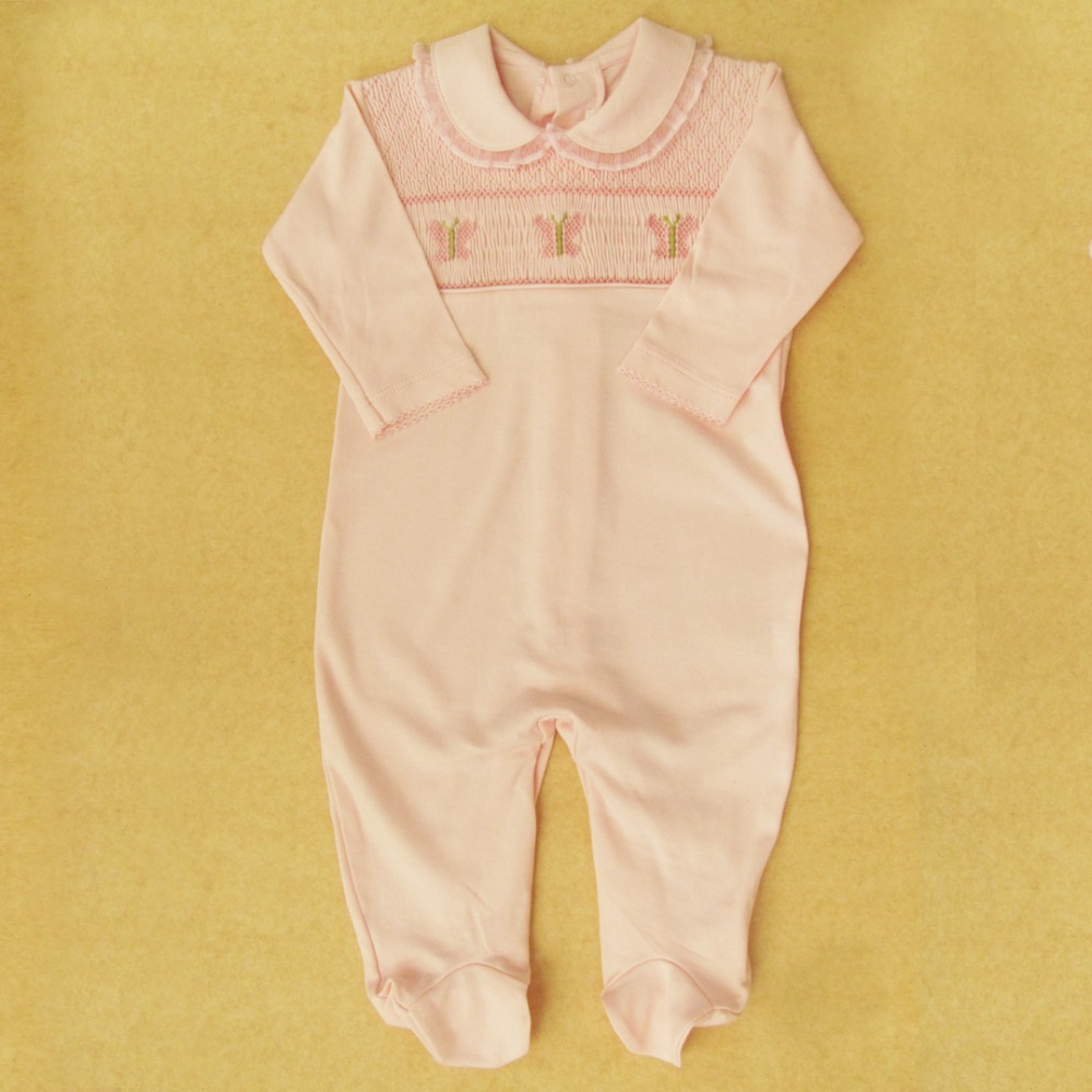 smocked baby clothing,pima cotton baby clothes,Baby Girl Clothes