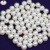 7.5-8 mm  Round White B Grade Loose Pearl